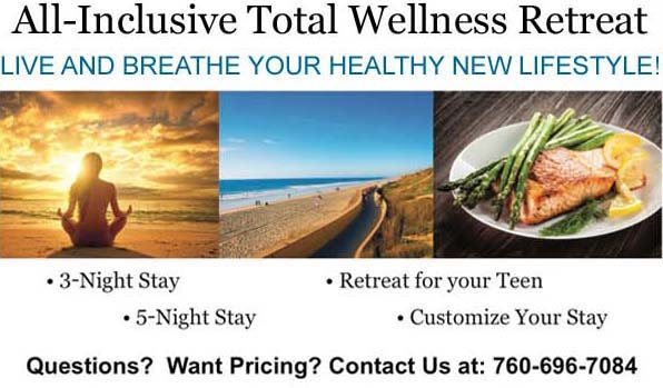 all-inclusive total wellness retreat