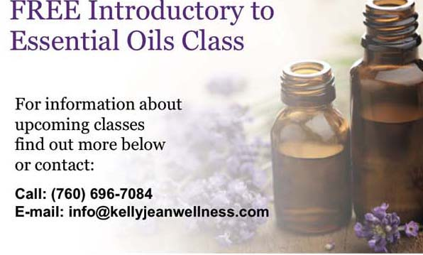 free introductory to essential oils class